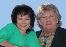 Bradley Ann Morgan and Stephan Marais